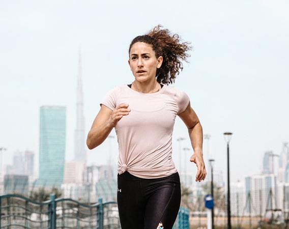 Women's Month Run